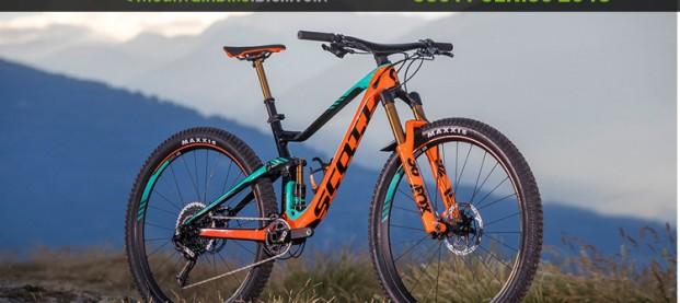 Nuova trail bike Scott Genius 2018: 27.5″ o 29″, plus o normale