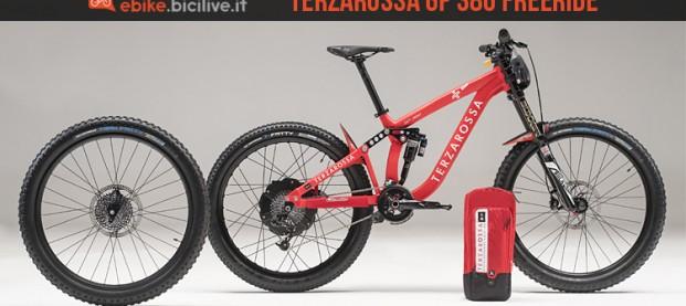 TERZAROSSA lancia la versione Freeride della GP 380