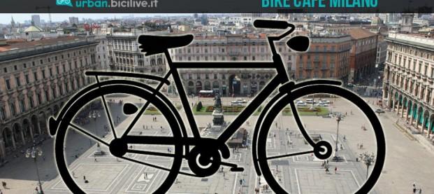 Bike Café a Milano: un po' bar, un po' ciclofficina, tutta passione