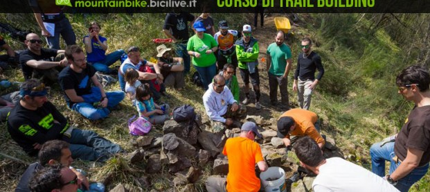 Corso di trail building: intervista al presidente di IMBA Italia Beppe Salerno