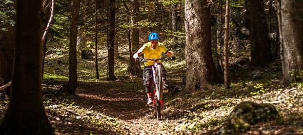 Intervista a Ezio Cattani: MTB, passione e trail building