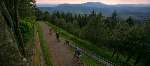 Soppa Biker, un'avventura MTB da Bologna a Firenze