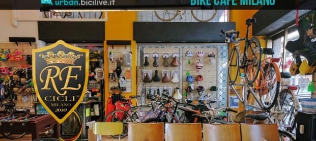 REcicli a Milano: il bike café dove trovare bici usate e revisionate