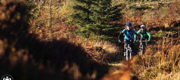 Clive Forth: un rider e un trail builder