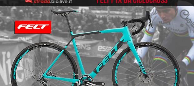 Da Pedalare F1x In Bici Felt Ciclocross Per Inverno pvROxZqw