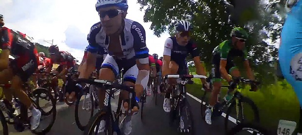 Road Bike Action Cam, una volata tra i pro