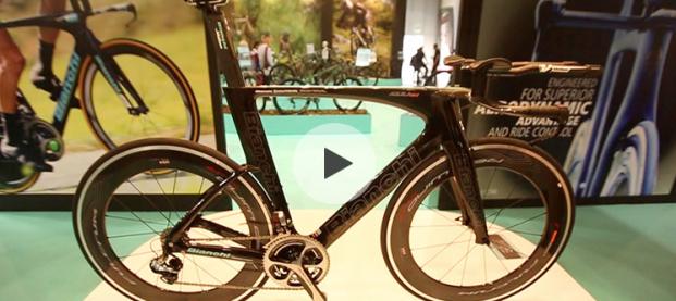 Bianchi Aquila CV: concentrato di tecnologie per il nuovo telaio da crono/triathlon