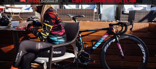 Ciclismo femminile: il nuovo Canyon – SRAM – Rapha Racing Team