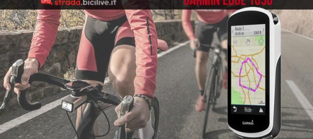 Ciclocomputer Garmin Edge 1030: grande attenzione alla sicurezza del ciclista