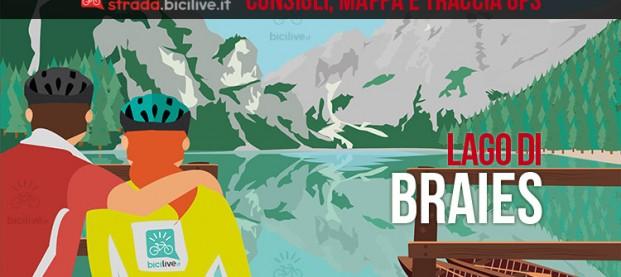 Al lago di Braies in bdc: consigli e tracce GPS scaricabili
