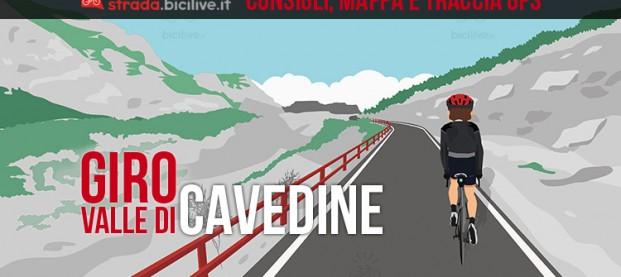 Giro della Valle di Cavedine: mappe e consigli su come affrontarlo