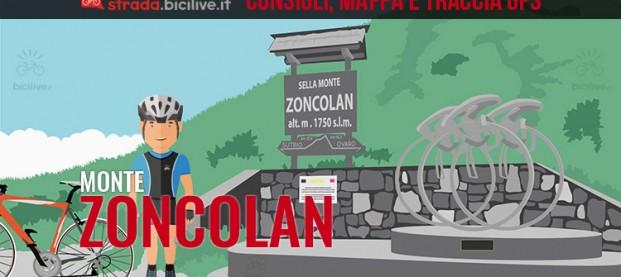 Il Monte Zoncolan in bdc: consigli e tracce GPS scaricabili