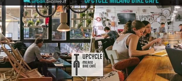 Upcycle: il bike café di Milano dall'influenza nordica