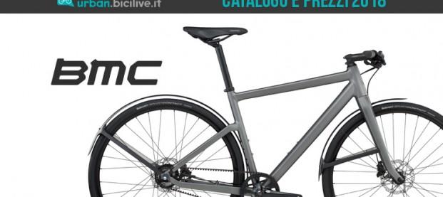 Bici da città BMC: catalogo e listino prezzi 2018