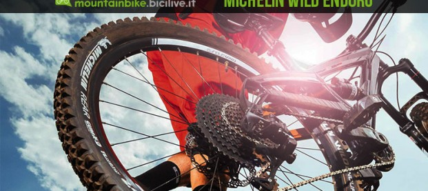 Pneumatici Michelin Wild Enduro: tre modelli, due mescole e due carcasse