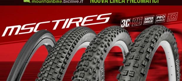 MSC Tires lancia la sua prima gamma di pneumatici