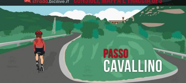 Passo Cavallino della Fobbia in bici: consigli e tracce GPS scaricabili