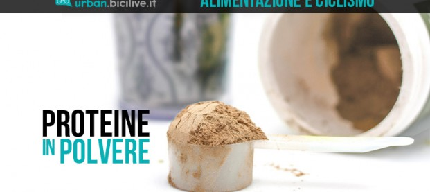 Proteine in polvere: cinque cose utili da sapere