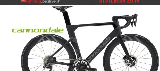 Per Cannondale la SystemSix è la bici da corsa più veloce al mondo