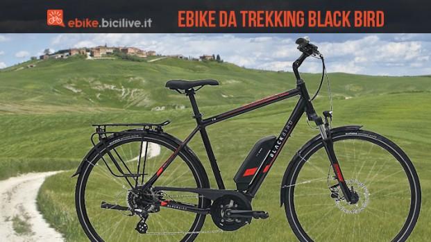 Black Bird: le mille anime del trekking elettrico