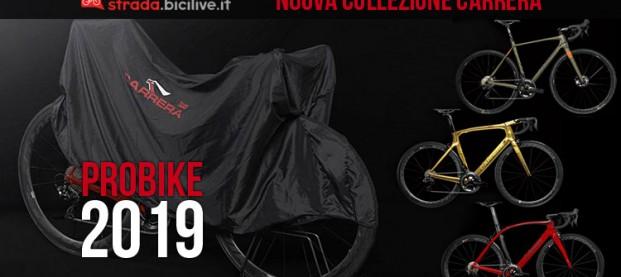 Carrera presenta Diciannove, la nuova collezione cromovelata