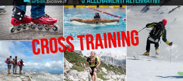 Guida al cross training nel ciclismo: cinque esempi per iniziare