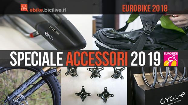 Eurobike: speciale accessori eBike 2019