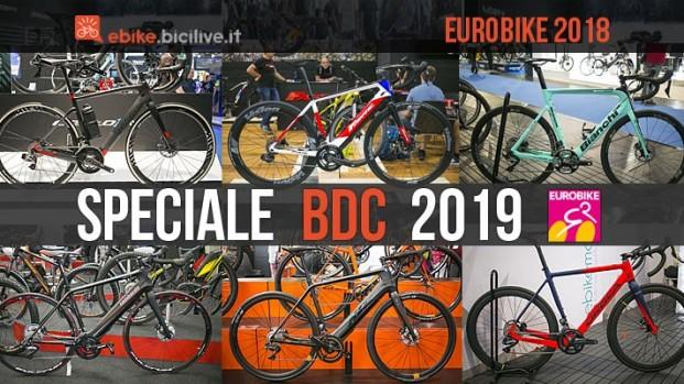 Eurobike: speciale bici da corsa elettriche 2019
