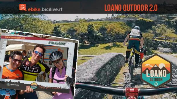 Loano aspira al trono di regina del turismo e sentieri per eMTB