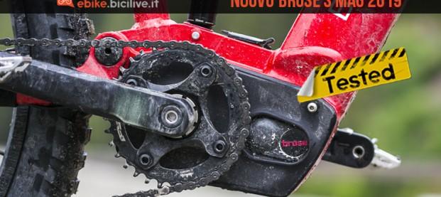 Nuovo motore ebike Brose S Mag 2019, più piccolo e più potente