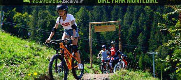 Montecampione a Brescia, un bike park per bambini e principianti