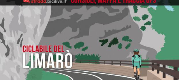 Alla scoperta della ciclabile del Limarò in Trentino