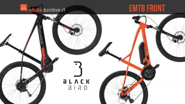 RS-E1 e RS-E3 EVO: da Black Bird due eMTB front a prezzo competitivo