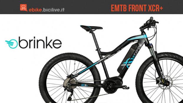 Brinke XCR+: l'eMTB front per l'offroad in sicurezza e libertà
