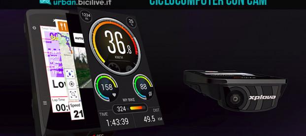 Xplova X5 Evo: il ciclocomputer social che filma le tue corse