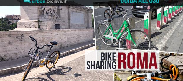 Guida al Bike Sharing a Roma: elettrico, a flusso libero e tradizionale