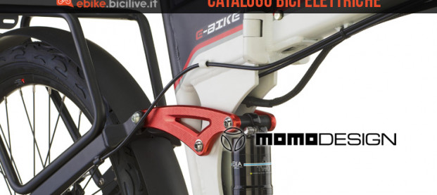 Le biciclette elettriche a pedalata assistita di MOMODESIGN