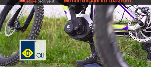 Nuovo motore centrale OLIeds Sport 2019