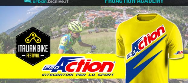 ProAction Academy a Italian Bike Festival 2018