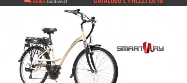 Le bici elettriche a pedalata assistita di SmartWay