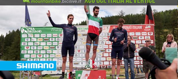 XCO: l'Italia in testa alla classifica mondiale UCI per la qualificazione olimpica