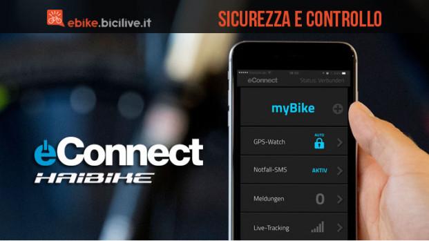 eConnect 2.0: Haibike aggiorna il suo sistema con nuovi design e caratteristiche