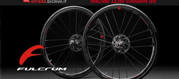 Fulcrum Racing Zero Carbon DB: le nuove ruote veloci e resistenti