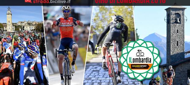 Giro di Lombardia 2018: 112esima edizione il 13 ottobre
