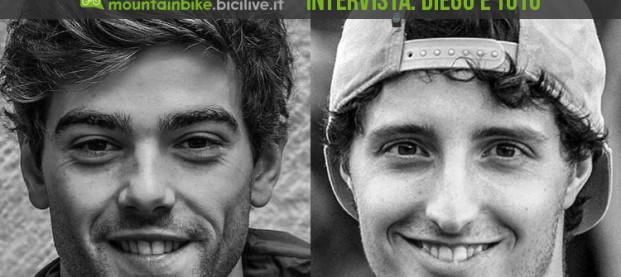 Dieci domande a Torquato Testa e Diego Caverzasi, pro del freestyle mtb