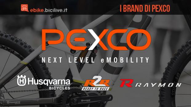 PEXCO GmbH sbarca in Italia con R RAYMON e Husqvarna Bicycles