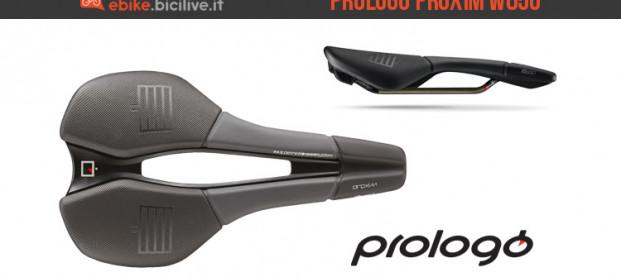 Da Prologo la sella per ebike Proxim W650
