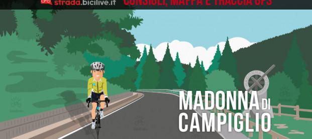 Madonna di Campiglio e il Passo Campo Carlo Magno in bici: consigli e tracce GPS scaricabili