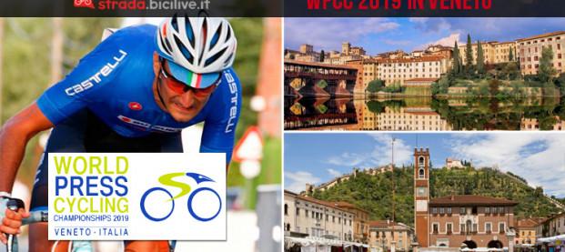World Press Cycling Championships 2019: dal 12 al 15 settembre in Veneto