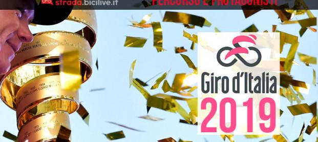 Giro d'Italia 2019: l'edizione 102 dal 11 maggio al 2 giugno
